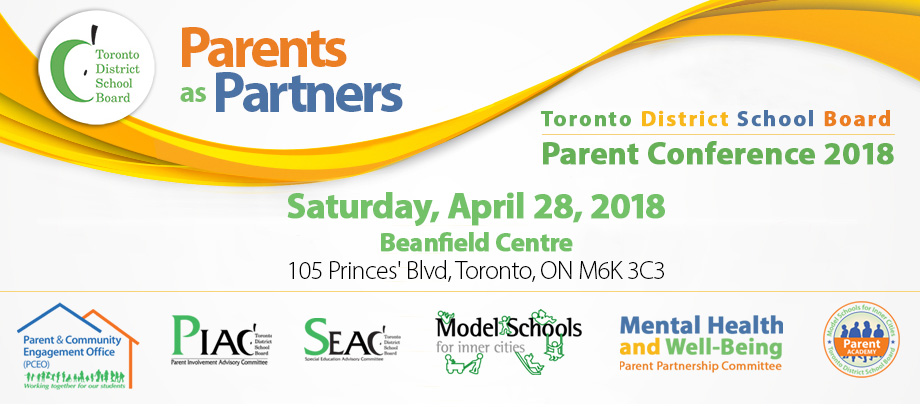 Parents as Partners Conference 2018