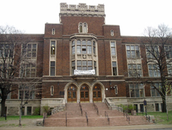 Jarvis Collegiate Institute's Pick Up Location